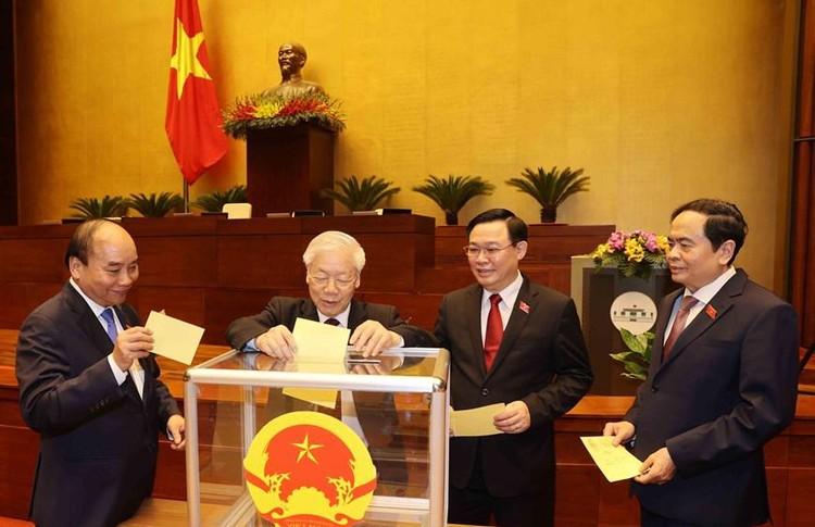 Ông Phạm Minh Chính được bầu giữ chức Thủ tướng Chính phủ ảnh 1