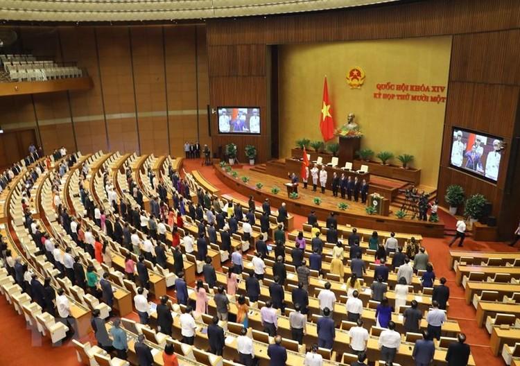 Ông Phạm Minh Chính được bầu giữ chức Thủ tướng Chính phủ ảnh 2