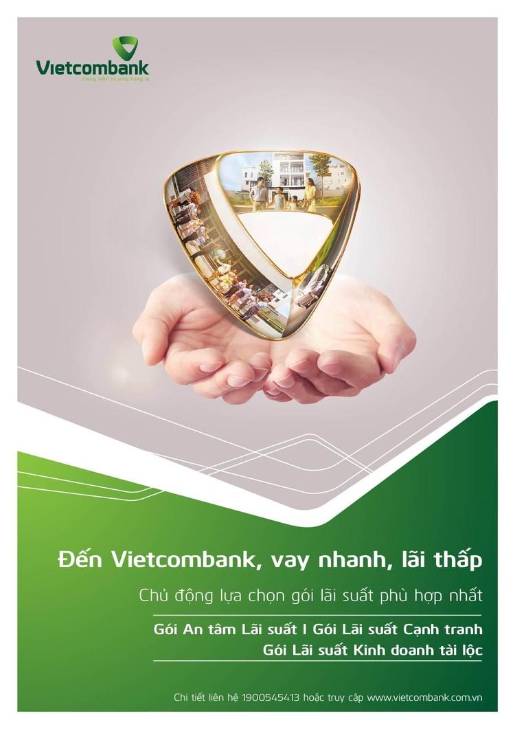 Vietcombank đồng loạt triển khai các chương trình ưu đãi lãi suất dành cho khách hàng cá nhân và khách hàng SME vay vốn ảnh 1
