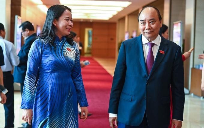 Bí thư Tỉnh ủy An Giang Võ Thị Ánh Xuân được đề cử làm Phó chủ tịch nước ảnh 1
