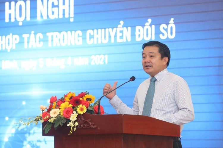"""Doanh nghiệp Việt """"đi cùng nhau"""" để chuyển đổi số nhanh và bền vững ảnh 1"""