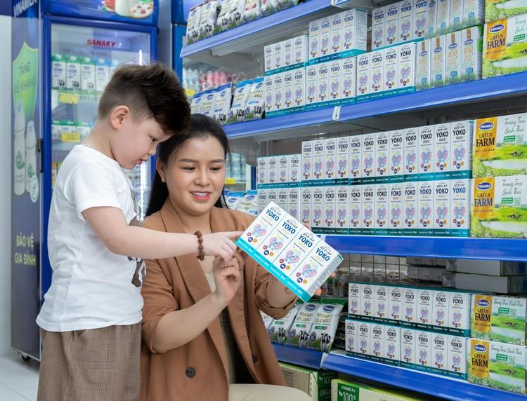 Vượt mốc 500 cửa hàng Giấc Mơ Sữa Việt, Vinamilk gia tăng trải nghiệm mua sắm cho người tiêu dùng ảnh 1