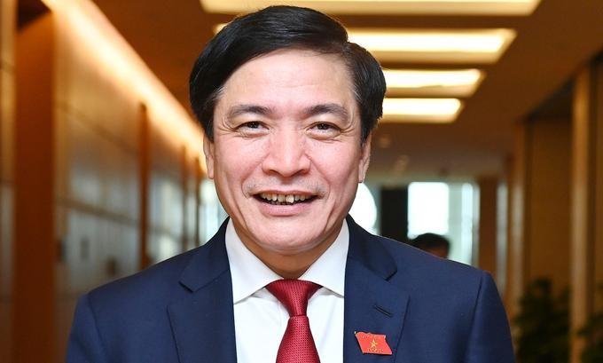Ông Bùi Văn Cường giữ chức Tổng thư ký Quốc hội ảnh 1