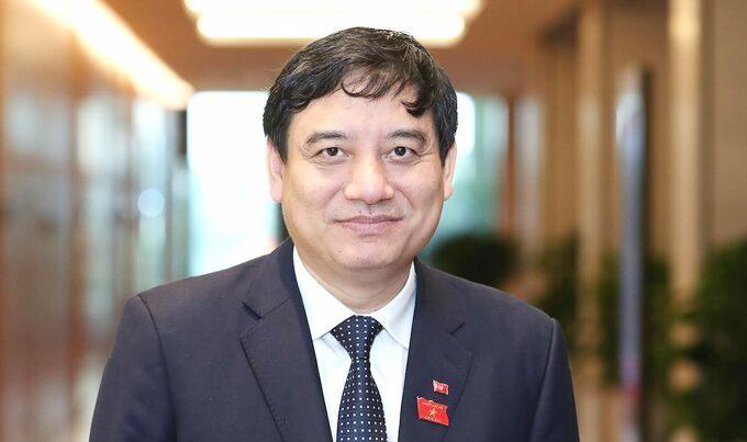 Ông Bùi Văn Cường giữ chức Tổng thư ký Quốc hội ảnh 2