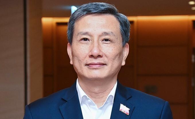 Ông Bùi Văn Cường giữ chức Tổng thư ký Quốc hội ảnh 3