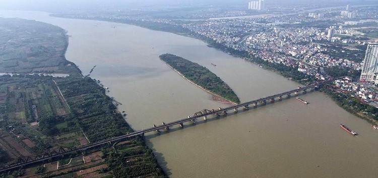 Cận cảnh những lô đất 'đắc địa' nằm trong quy hoạch sông Hồng ảnh 4