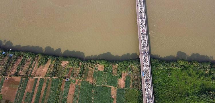 Cận cảnh những lô đất 'đắc địa' nằm trong quy hoạch sông Hồng ảnh 7