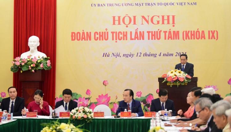 Bộ Chính trị giới thiệu ông Đỗ Văn Chiến giữ chức Chủ tịch UBTƯ MTTQ Việt Nam ảnh 3