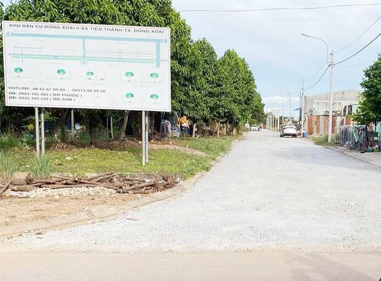 Bình Phước: Khu dân cư giao đất không đấu giá bị 'tuýt còi', dân mua nhà 4 năm chưa có sổ ảnh 1