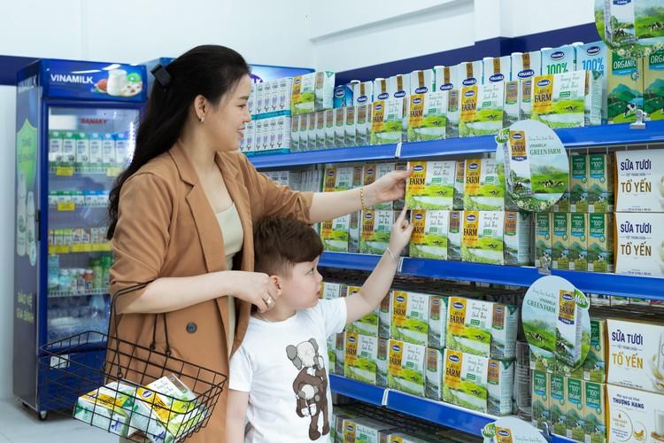 Vinamilk ra mắt sữa tươi Green Farm từ trang trại sinh thái ảnh 2