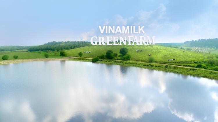 Vinamilk ra mắt sữa tươi Green Farm từ trang trại sinh thái ảnh 3