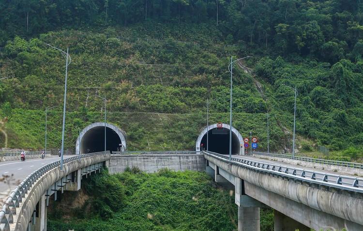 Cao tốc nối Đà Nẵng với Thừa Thiên Huế sắp về đích ảnh 5