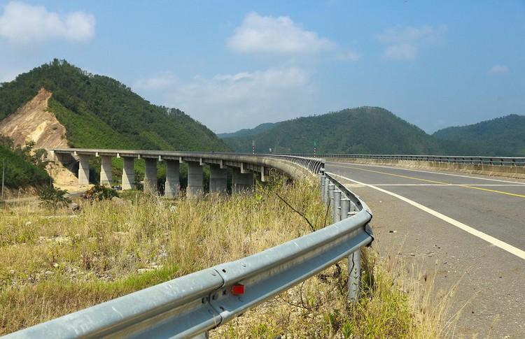 Cao tốc nối Đà Nẵng với Thừa Thiên Huế sắp về đích ảnh 6