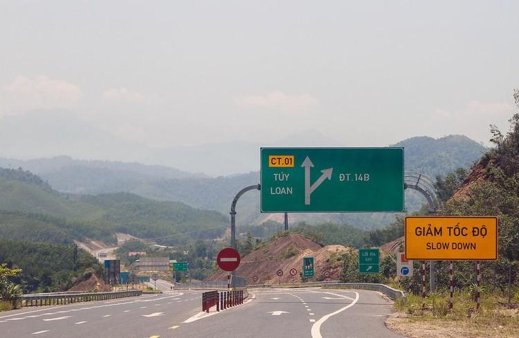 Cao tốc nối Đà Nẵng với Thừa Thiên Huế sắp về đích ảnh 8