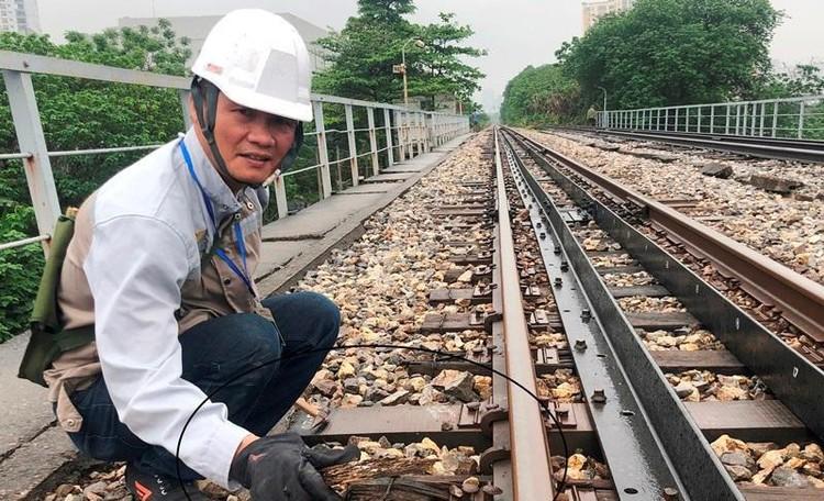 Hệ thống đường sắt quốc gia đi qua Hà Nội xuống cấp thê thảm ảnh 3