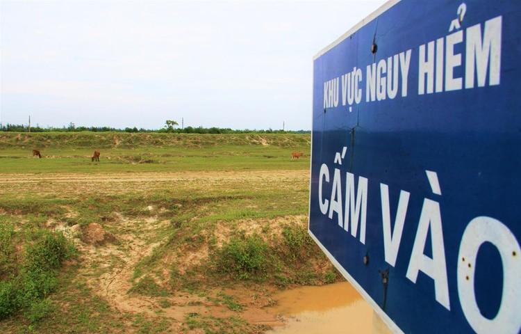 Mỏ sắt lớn nhất Đông Nam Á bất động gần 10 năm ảnh 12