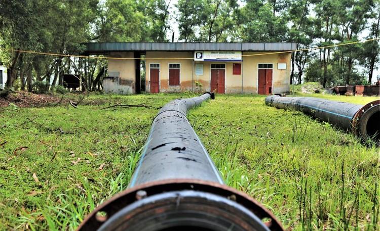 Mỏ sắt lớn nhất Đông Nam Á bất động gần 10 năm ảnh 6