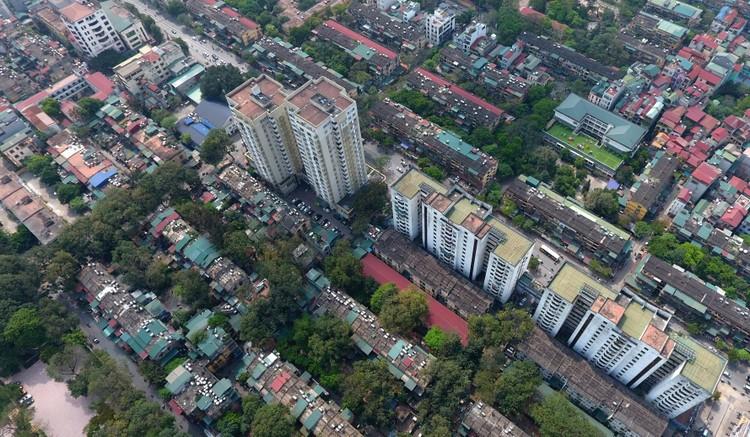 Điểm danh chung cư tập thể cũ xuống cấp, hư hỏng nặng để cải tạo, xây mới ở Hà Nội ảnh 11