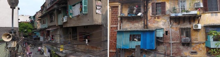 Điểm danh chung cư tập thể cũ xuống cấp, hư hỏng nặng để cải tạo, xây mới ở Hà Nội ảnh 7