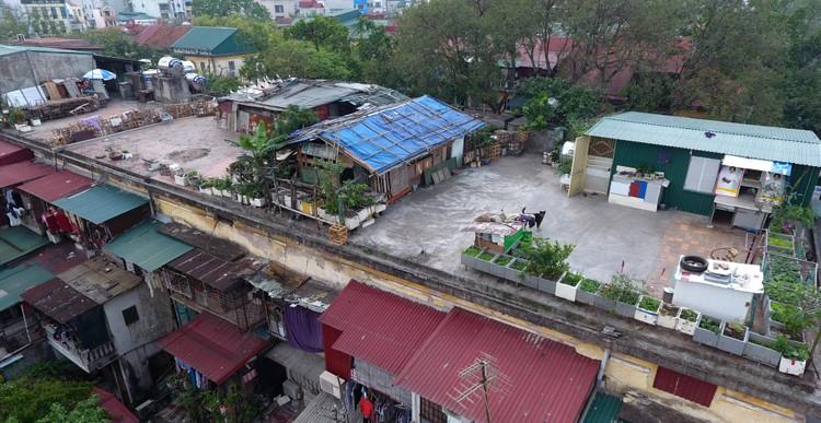 Điểm danh chung cư tập thể cũ xuống cấp, hư hỏng nặng để cải tạo, xây mới ở Hà Nội ảnh 8
