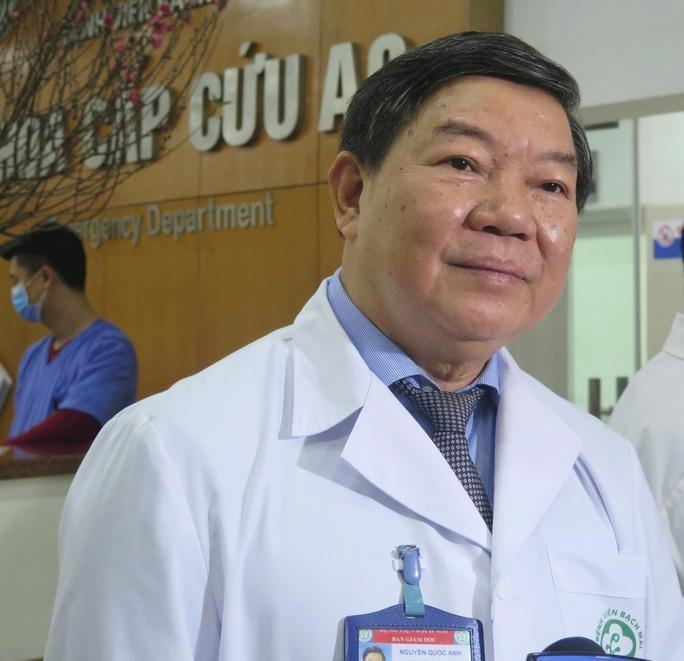 Mỗi ca phẫu thuật sọ não ở BV Bạch Mai bị 'thổi giá' thêm 16 triệu đồng ảnh 1