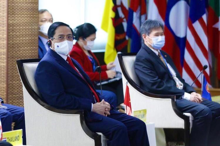 Thủ tướng Chính phủ Phạm Minh Chính tham dự Hội nghị các nhà Lãnh đạo ASEAN ảnh 1