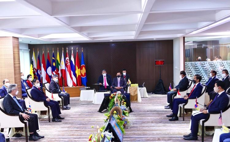 Thủ tướng Chính phủ Phạm Minh Chính tham dự Hội nghị các nhà Lãnh đạo ASEAN ảnh 2