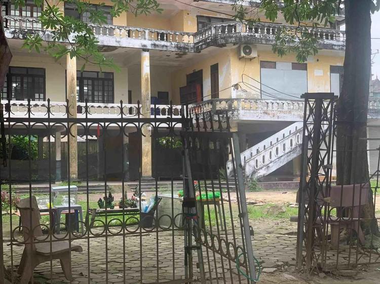 Đấu giá trụ sở bỏ hoang trên khu đất vàng tại Hà Tĩnh ảnh 3