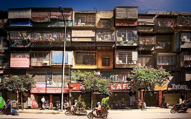 Chủ tịch Hà Nội làm Trưởng Ban Chỉ đạo cải tạo chung cư cũ ảnh 2