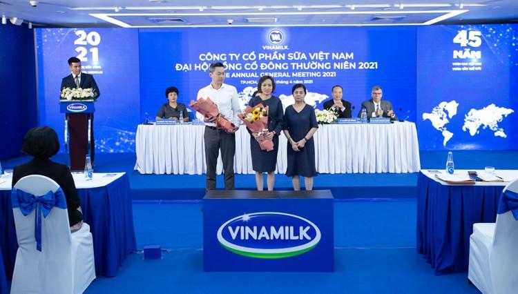 Tổng giám đốc Vinamilk: Nỗ lực hoàn thành mục tiêu cam kết trong Đại hội đồng cổ đông ảnh 3