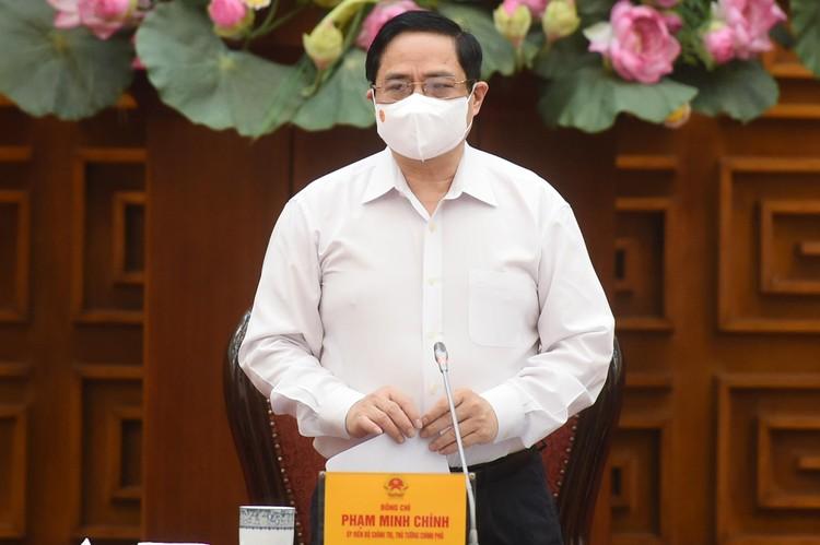 Thủ tướng yêu cầu tuyệt đối không lơ là, chủ quan, mất cảnh giác trong công tác phòng, chống dịch ảnh 1