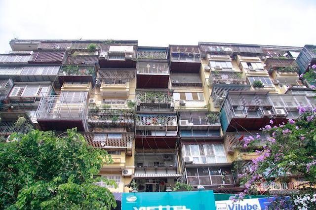 """Hà Nội sắp cải tạo 3 khu chung cư cũ tọa lạc trên """"đất vàng"""" trung tâm ảnh 1"""