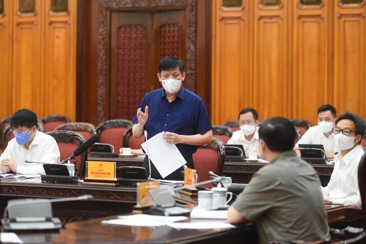 Thủ tướng Phạm Minh Chính nhắc nhở, chấn chỉnh nghiêm khắc các địa phương chưa làm tốt phòng chống dịch ảnh 3
