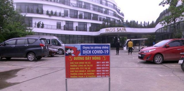 Lào Cai: Phong tỏa khách sạn Pao's Sapa, truy tìm được 91 F1 ảnh 1