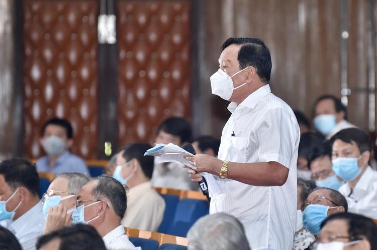 Thủ tướng Phạm Minh Chính tiếp xúc cử tri tại TP. Cần Thơ ảnh 3