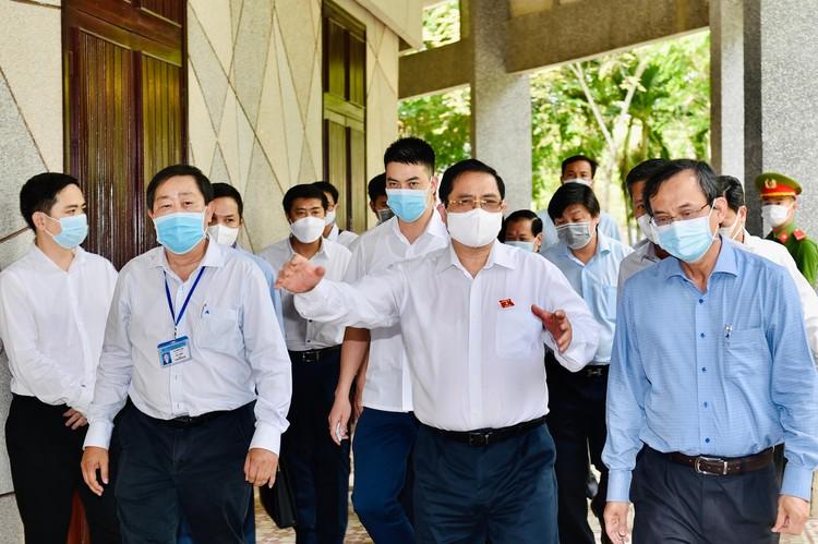 Thủ tướng Phạm Minh Chính tiếp xúc cử tri tại TP. Cần Thơ ảnh 4