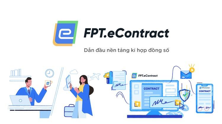 """Hợp đồng điện tử FPT.eContract giành giải """"Oscar của giới kinh doanh"""" ảnh 2"""