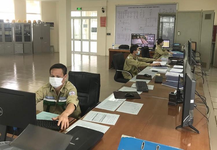 Đảm bảo vận hành an toàn lưới điện truyền tải phục vụ bầu cử Đại biểu Quốc hội và HĐND các cấp ảnh 1