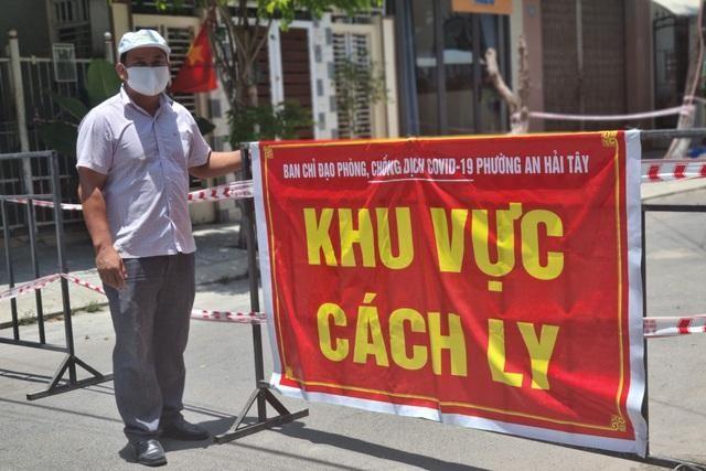 Những điểm bầu cử đặc biệt ở Đà Nẵng giữa mùa dịch Covid-19 ảnh 1