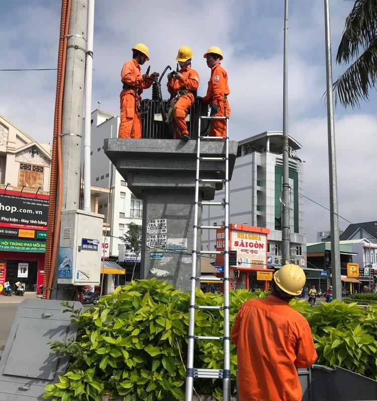 EVNSPC: đảm bảo điện cho bầu cử tại các tỉnh, thành phía Nam ảnh 1