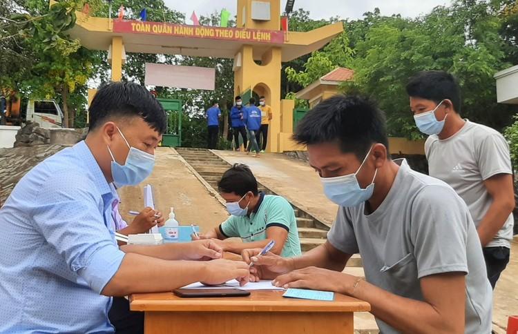 Cà Mau: Bầu cử sớm trên đảo Hòn Khoai, Hòn Chuối ảnh 6