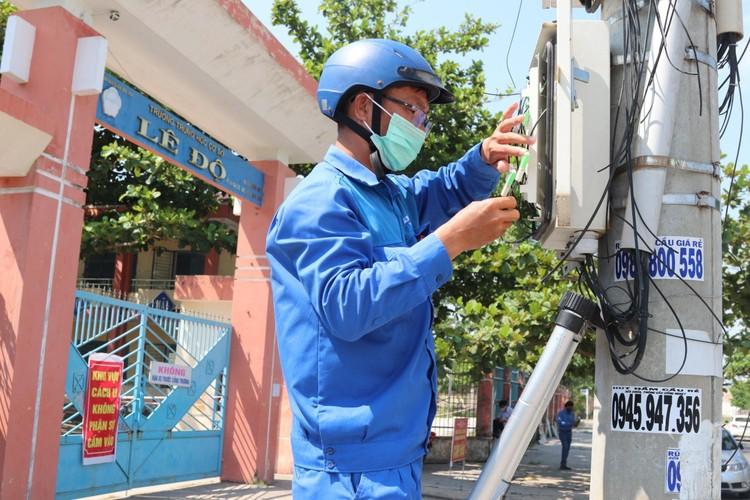 """Công nghệ giúp học sinh Đà Nẵng """"về đích"""" năm học 2020-2021 ảnh 1"""