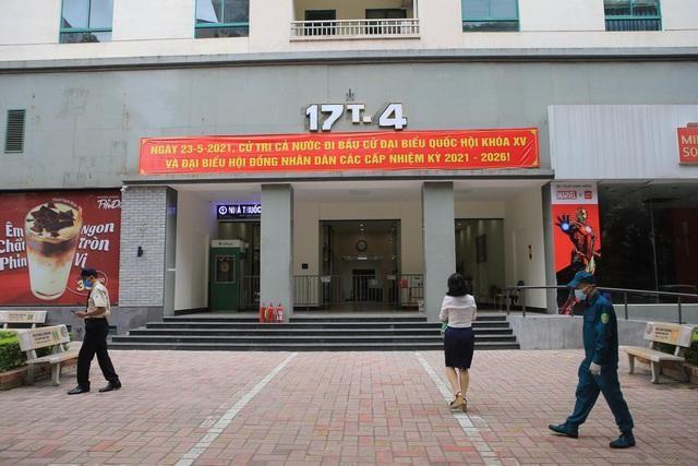 5 chung cư ở Hà Nội bị phong tỏa trong một ngày ảnh 2
