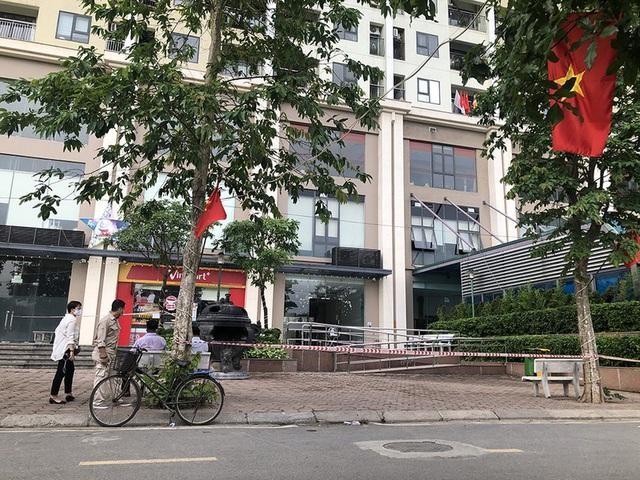 5 chung cư ở Hà Nội bị phong tỏa trong một ngày ảnh 4