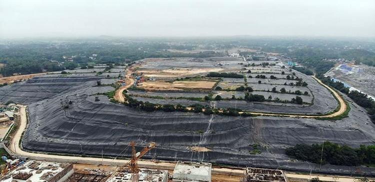 Cận cảnh nhà máy đốt rác Sóc Sơn 7.000 tỷ sắp đi vào hoạt động ảnh 10