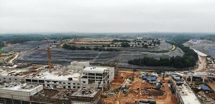 Cận cảnh nhà máy đốt rác Sóc Sơn 7.000 tỷ sắp đi vào hoạt động ảnh 12