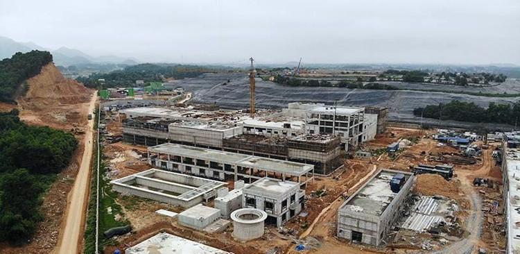 Cận cảnh nhà máy đốt rác Sóc Sơn 7.000 tỷ sắp đi vào hoạt động ảnh 13