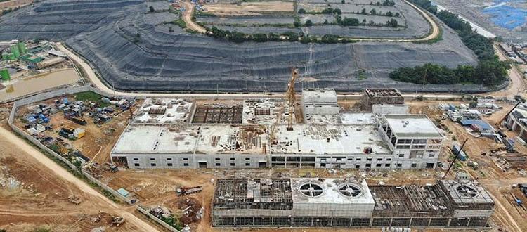Cận cảnh nhà máy đốt rác Sóc Sơn 7.000 tỷ sắp đi vào hoạt động ảnh 5