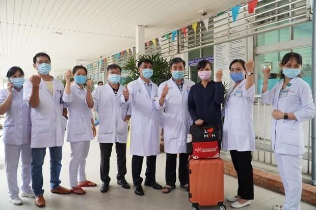 Đội ngũ tinh nhuệ của Bệnh viện Chợ Rẫy tới điểm nóng Bắc Giang ảnh 1