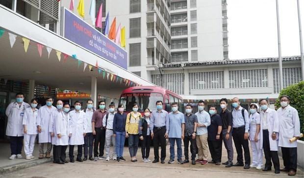 Đội ngũ tinh nhuệ của Bệnh viện Chợ Rẫy tới điểm nóng Bắc Giang ảnh 2